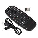 2,4 GHz Rii Mini teclado inalámbrico i10 con touchpad ajuste ps3 xbox360 htpc