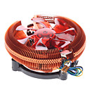 120mm Silent AMD 754/AMD2  / AM3 Intel LGA775 LGA1156 1800RPM CPU Cooler