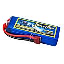 2200mAh 25C de la batería Lipo 11.1V/3S para el modelo de RC