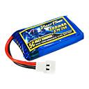 300mAh batería Lipo 25C 3.7V/1S para el modelo RC