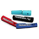 ROSWHEEL Soft Traje de tela ajustable fija bicicletas Tenedor de protección (2 piezas / bolsa) 46.526
