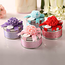Favor Tin With Ribbon Bow - Set of 6 - (More Colores)