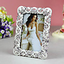"6 ""Crystal Classic Wedding Picture Frame K07"