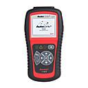 Autel / eobd escáner obdii al519 autolink código de auto diagnóstico con 10 modos de