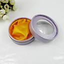 Caja de joyería de papel redondas de las mujeres (más colores)