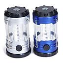 12 LED Materiales de Ingeniería Avanzada Lámpara camping resistente al agua (baterías que se venden por separado, colores surtidos)