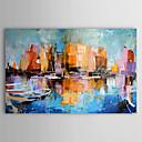 abstracto pintura al óleo 1304-ab0455 lienzo pintado a mano