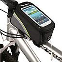 Bolsa Frontal para Bicicleta ROSWHEEL con Pantalla Táctil 5.3 Pulgadas 12496-5.3