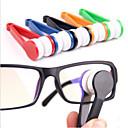 Mini Clip de Microfibra Limpiador de Gafas (Color Aleatorio)