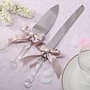 boda personalizada Conjunto de la porción con el arco de la cinta