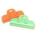 2 piezas de Multi-fonction sellado Clip (color al azar)