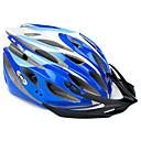 SMS Nueva EPS elegante material Casco de Ciclista con 25 orificios de ventilación y visera desmontable