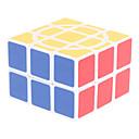 3x3x2 Rompecabezas Cubo Mágico IQ (blanco, modelo: 233)
