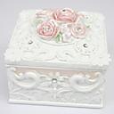 Bello Jardín Cuadrado en forma de caja de la joyería