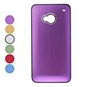 Caja dura superficial de luz para HTC M7 (colores surtidos)