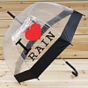 Rainy Days Sweet Lolita Paraguas Transparente