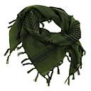 cuello de polvo prevenir sopa al aire libre del algodón de la bufanda, negro, gris, rojo, verde