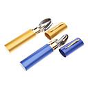 3-en-1 palillos cuchara Tenedor Cubiertos Set de herramientas de barbacoa (colores surtidos)