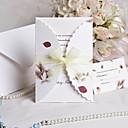 """""""Atem des Herbstes"""" Hochzeitseinladung und Antwort-Karten - 50 Sätze"""