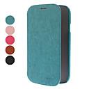Caja de cuero de la PU para Samsung Galaxy I9082 Gran DUOS (colores surtidos)