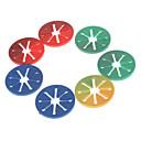 Calcetines coloridos Clips Almacenamiento (7pcs)