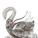 Creativo 3D Flash Music Cisne Puzzle