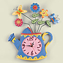 "18 ""reloj de pared caldera primavera h estilo moderno"