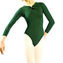 Baile de salón cómoda de algodón Leotardos Ballet Danza para damas
