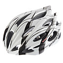 MYSENLAN PC  EPS Materiales Ajustable Pro Cycling Helmet (24 Vents, Gray)