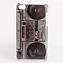 Carcasa de Protección Con Aspecto de Radio Casetera para el iPod Touch 4