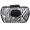 África Zebra Stripe Pattern bolsa de transporte con correas para mascotas perros (diferentes tamaños)