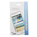 3 En 1 Frosted Screen Protector for Samsung Galaxy S3 I9300