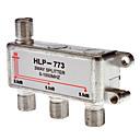 1-3 Coaxial TV cable TAP acoplador de dirección (5-1000Mhz)