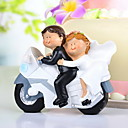 """A Journey permanente"" Wedding Cake Topper"
