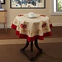 "Diam33 ""Modern Style Beige Floral Tovaglia"