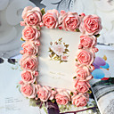 Carve Rose Patterns Photo Frame