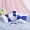 colección de esplendor de la boda puesto en azul marino (4 piezas)