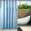 Australiano azul poliéster cortina de ducha