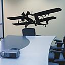 Avión de transporte pegatinas de pared