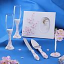 Ciruelo Set Colección de la boda (6 Piezas)