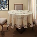 "Diam69 ""Modern Style Beige Floral Tovaglia"