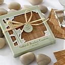 Eco-Friendly Favors Natural Bamboo Coaster