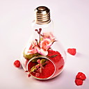Artistic Buble florero de cristal en forma de