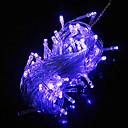 100 Led Azul luz de la secuencia 10M de la decoración para la boda la fiesta de Navidad (Cis-84283D)