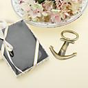 Anchor cromo de forma abrebotellas en caja de regalo