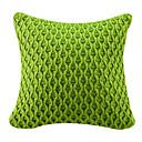 """12 """"Wave Pattern almohada cubierta de acrílico decorativo elegante Square"""