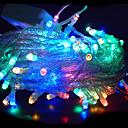 100 LED 10M multicolor cadena de luz Decoración para la boda la fiesta de Navidad (Cis-84283A)