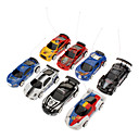 Toys & Equipment for Playing Outdoors Mini Cola Remote Control Racing Cars (Random Color)