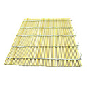 Bamboo material Mano Roller Sushi japonés balanceo DIY Creador Bamboo Mat