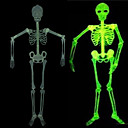0.9m de Halloween Luminoso Skeleton